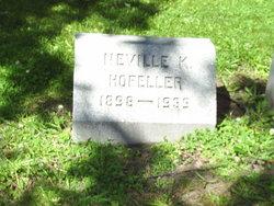 Neville Kaiser Hofeller