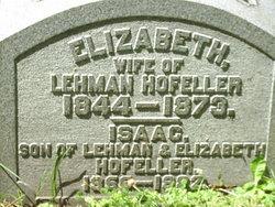 Elizabeth <i>Wile</i> Hofeller