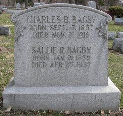 Sallie <i>Rubel</i> Bagby