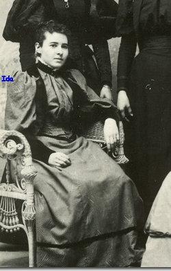 Ida May <i>Burrill</i> Tullis