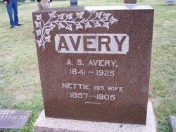 Julia Jeannett Nettie <i>Osborn</i> Avery