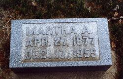 Martha Agnes Agnes <i>Burrill</i> Hinde