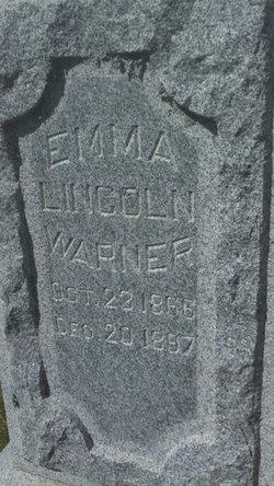 Emma Lincoln Warner