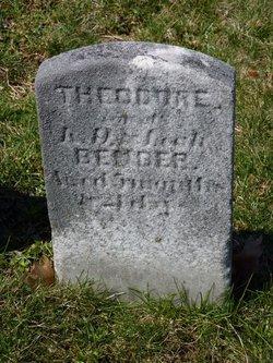 Theodore Bender