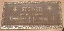 Bruce Pattie Steiner