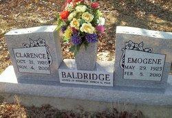 Emogene Baldridge