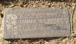 Susan Thomas Tommie <i>Ingram</i> Lindsey