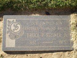 Bruce Pattie Steiner, Jr