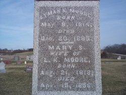 Mary S Moore