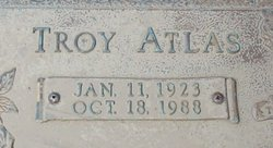Troy Atlas Adams