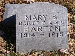 Mary S. Barton