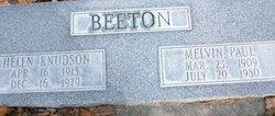 Melvin Paul Beeton