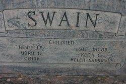Bertrand Swain