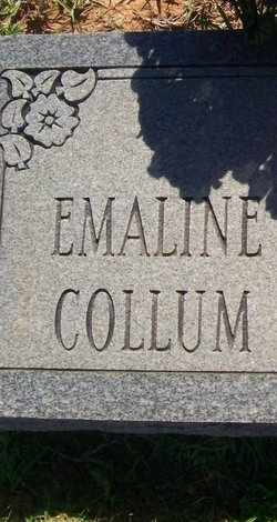 Emaline <i>Tims-Miller</i> Collum