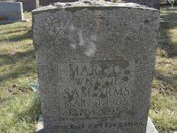 Mary Catherine <i>Watts</i> Arms