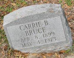 Carrie Belle Bruce