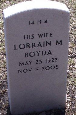 Lorrain M. <i>Doran</i> Boyda