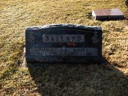Maude E. <i>Martin</i> Ballard
