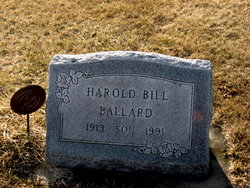 Harold Bill Ballard