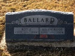 Helen <i>Roos</i> Ballard
