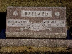 William Phillip Ballard