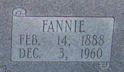 Fannie <i>Clements</i> Atkinson