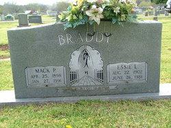 Essie Lee <i>Perkins</i> Braddy