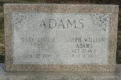 Joseph William Bill Adams