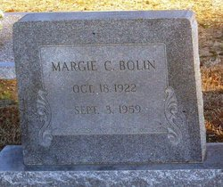 Margie <i>Chavis</i> Bolin