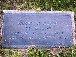 Henry C Clark