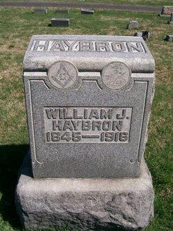 William Jackson Haybron
