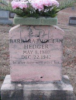 Barbara Imagene Hedger