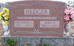 Dora Ann Zetta <i>Lewis</i> Hedger