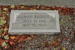 Tillman Register
