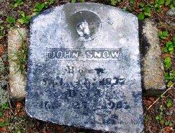 John W Snow