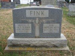 Frances Mae <i>Ragland</i> Fink