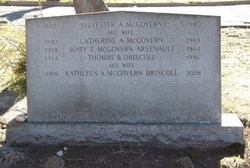 Mary E. <i>McGovern</i> Arsenault