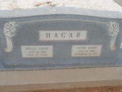 Clyde Elroy Hagar, Sr