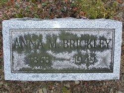 Anna Marie <i>Kunsman</i> Brickley