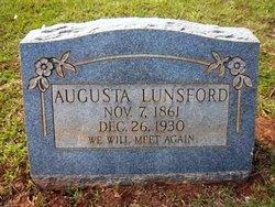 Augusta Ann <i>Bell</i> Lunsford