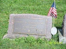 Edward Woodrow Schlechtweg