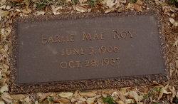 Earlie Mae Roy