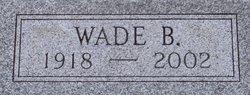 Wade B Pittenger