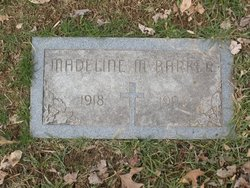 Madeline Mary <i>Daily</i> Barker