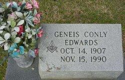 Geneis Conly Edwards