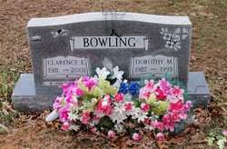 Dorothy Marie <i>Walters</i> Bowling