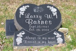 Larry W. Barnes