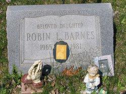 Robin L. Barnes