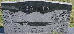 Frances Myrtle Bailey
