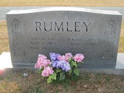 Bertha <i>Garner</i> Rumley
